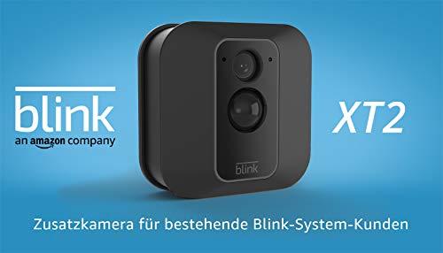 Blink XT2 – Smarte Sicherheitskamera (2. Gen.) | Für den Außen-...