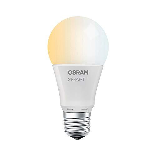 OSRAM Smart+ LED, ZigBee Lampe mit E27 Sockel, warmweiß bis...