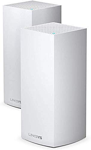 Linksys MX10600 Velop Tri-Band WiFi 6-Mesh-WLAN-System (AX10600...