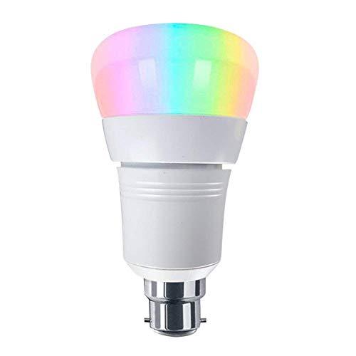 Lightone B22 LED Smart WiFi Glühbirne, 7 W (entspricht 60 W...