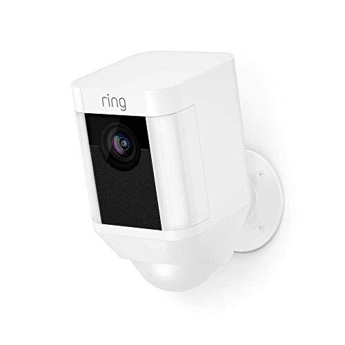 Ring Spotlight Cam Battery von Amazon | HD Sicherheitskamera mit LED...
