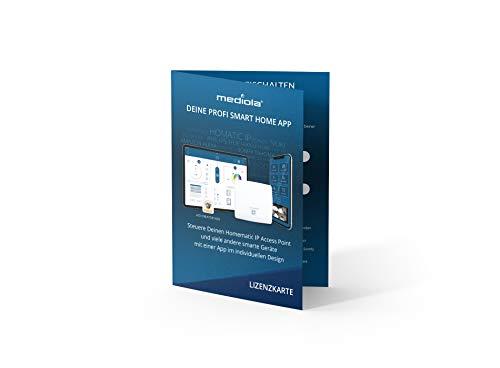 mediola® Cloud-Services 3 Monate, gestalte Deine App für Deinen...