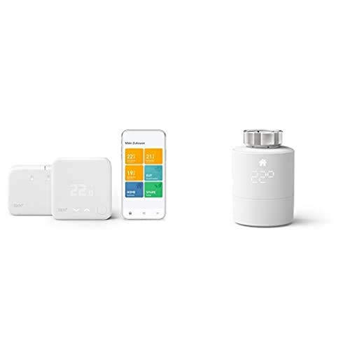 Tado Smartes Thermostat (Funk) Starter Kit V3+ - Intelligente...