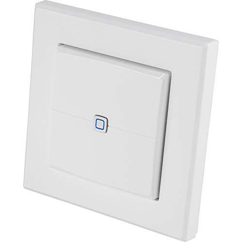 Homematic IP Wired Smart Home Wandtaster HmIPW-WRC2, 2-Fach