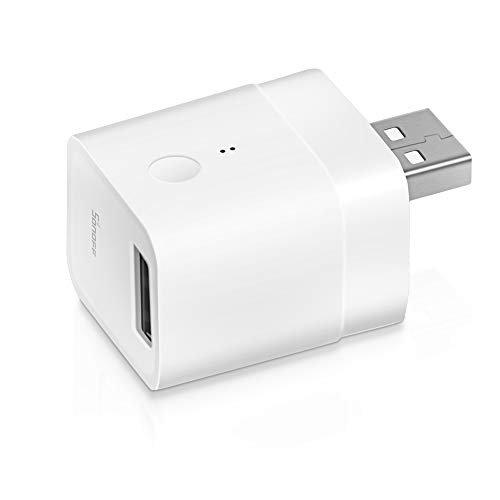 SONOFF Micro mini Wi-Fi Smart USB Adapter 5V, Smart Schalter für Typ...