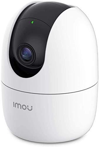 WLAN Überwachungskamera Innen 1080P, 360° schwenkbar IP Hundekamera...