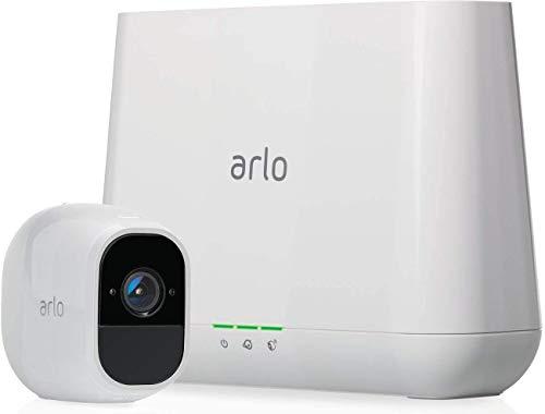 Arlo Pro2 Überwachungskamera & Alarmanlage, 1080p HD, 1er Set,...