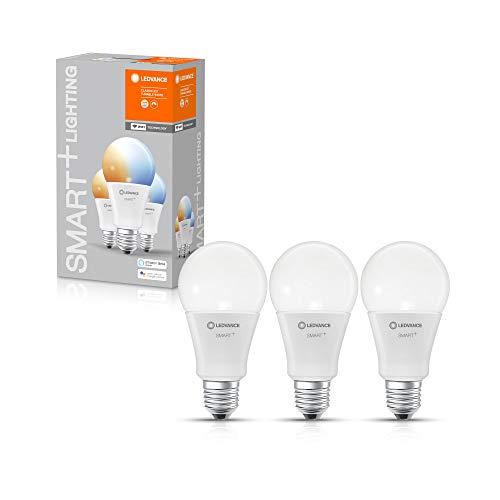 LEDVANCE Smarte LED-Lampe mit WiFi Technologie, Sockel E27, Dimmbar,...
