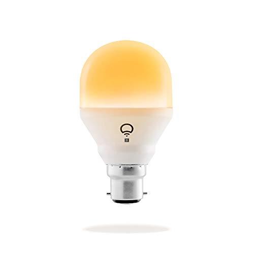 LIFX Mini Day & Dusk (B22) smarte WLAN LED-Birne, einstellbar,...
