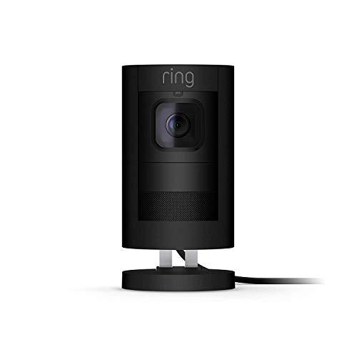 Ring Stick Up Cam Elite von Amazon, HD-Sicherheitskamera mit...
