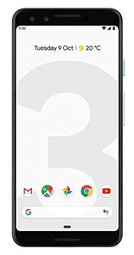 Google Pixel 3 128GB Black 5,5' - 128 GB, GA00460-DE