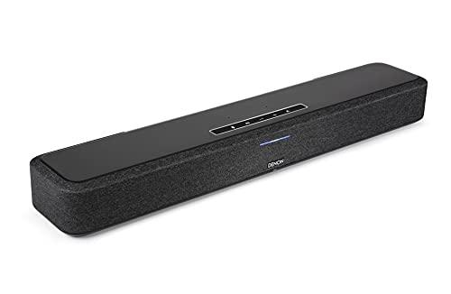 Denon Home Sound Bar 550 kompakte Heimkino Soundbar mit Dolby Atmos,...