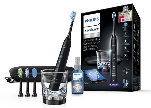 Philips Sonicare DiamondClean Smart Schallzahnbürste HX9924/13 mit 5...