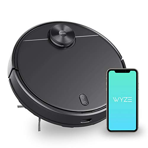 Wyze Roboter Staubsauger Home Cleaner mit Wi-Fi Connected, 2100Pa...