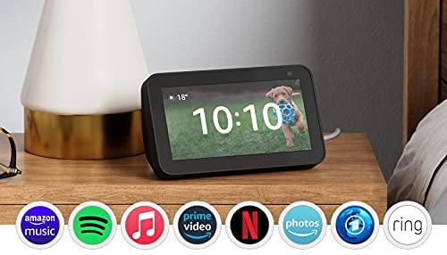 Der neue Echo Show 5 (2. Generation, 2021) | Smart Display mit Alexa...