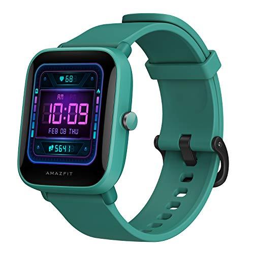 Amazfit Bip U Pro Smartwatch 1,43' Fitness Tracker mit GPS, SpO2, 60+...