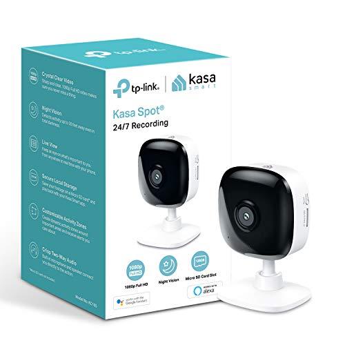 TP-Link Kasa Smart Sicherheitskamera, Baby-Monitor, CCTV, kein Hub...