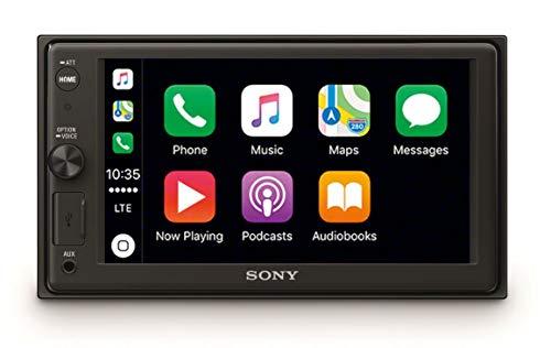 Sony XAV-AX1000 Media Receiver (Touchscreen 6,2 Zoll, mit Bluetooth...