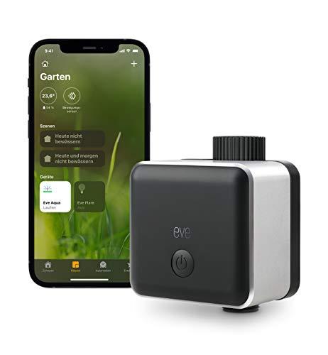 Eve Aqua - Smarte Bewässerungssteuerung per Apple Home App oder Siri,...