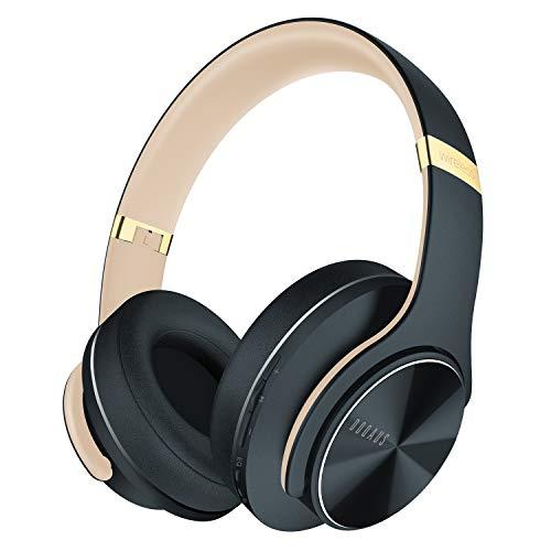 DOQAUS Bluetooth Kopfhörer Over Ear, [Bis zu 52 Std] Kabellose...