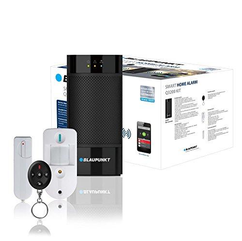 Blaupunkt Starterkit Security Q3200 Visual Monitoring Set-Smart Home...