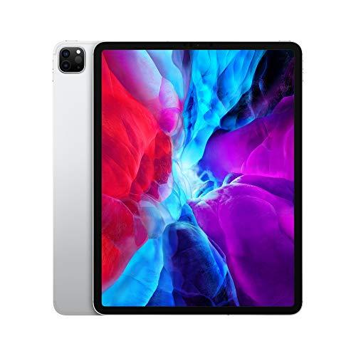 2020 Apple iPad Pro (12,9pouces, Wi-Fi + Cellular, 256Go) - Argent...