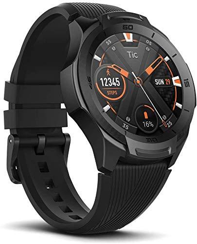Ticwatch S2 Smartwatch, Wear OS von Google Fitness Uhr, für...
