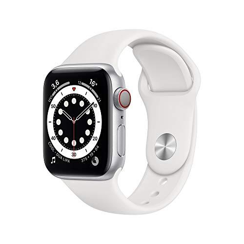 AppleWatch Series6 (GPS+ Cellular, 40mm) Aluminiumgehäuse...