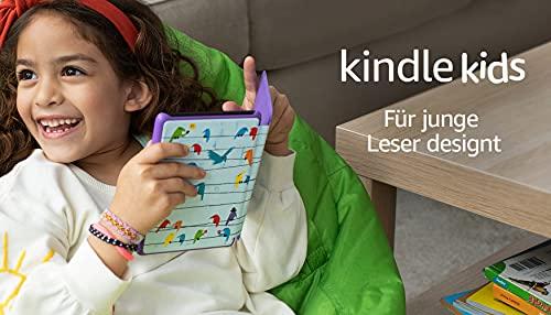 Kindle Kids – mit Zugriff auf mehr als tausend Bücher,...