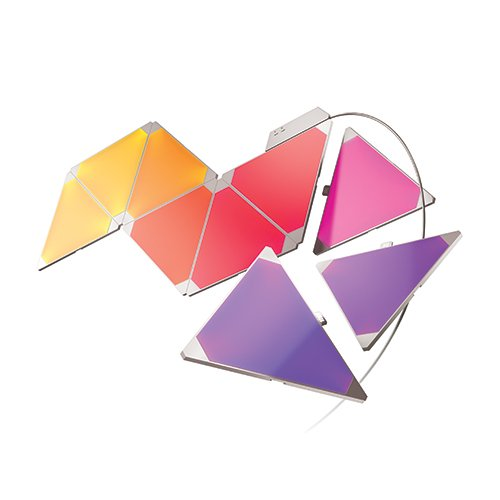 Nanoleaf NL22-0002TW-9PK Light Panels - Lichtpanels mit App Steuerung...