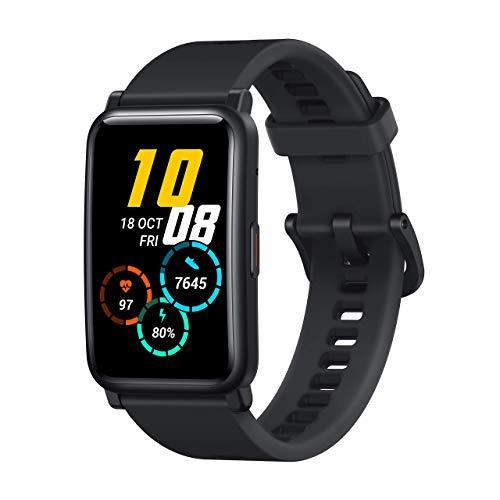 HONOR Watch ES Smartwatch (42mm AMOLED-Display, Herzfrequenzmessung,...