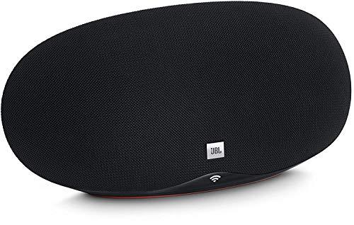 JBL Playlist WLAN-Lautsprecher mit integriertem Chromecast schwarz