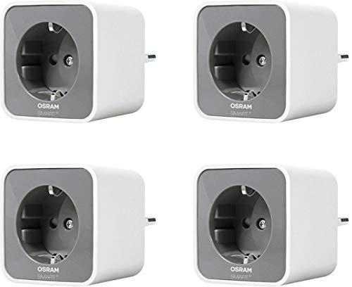 OSRAM Smart+ Plug, ZigBee schaltbare Steckdose, für die...