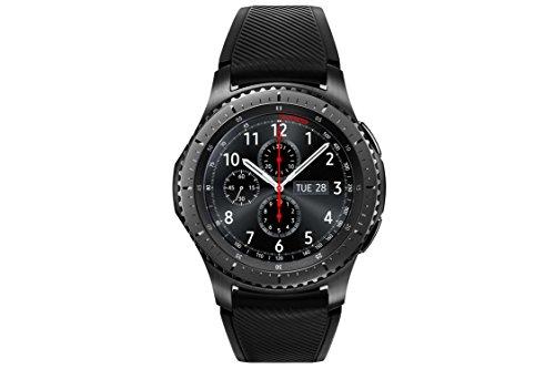 Samsung SM-R760NDAADBT Gear S3 frontier Smartwatch (3,3 cm (1,3 Zoll)...