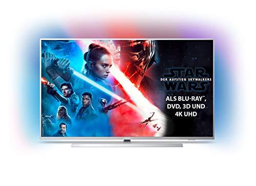 Philips Ambilight 55PUS7304/12 Fernseher 139 cm (55 Zoll) Smart TV...