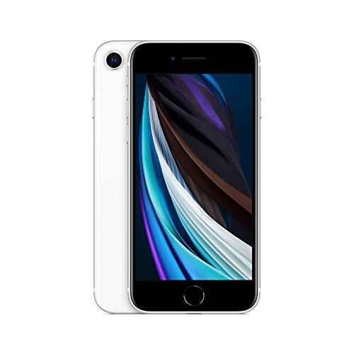 Apple iPhone SE (64GB) - Weiß (inklusive EarPods, Power Adapter)