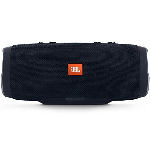 JBL Charge 3 Stealth Edition Bluetooth-Lautsprecher (Wasserfeste,...