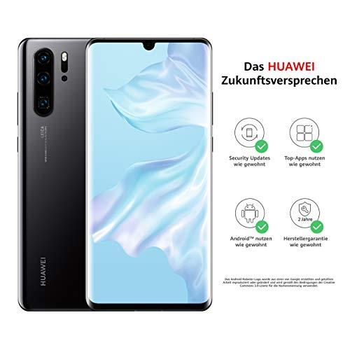 HUAWEI P30 Pro Dual-SIM Smartphone Bundle (6,47 Zoll, 128 GB ROM, 8 GB...
