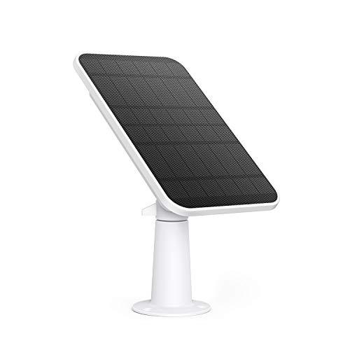 eufy Security eufyCam Solar Panel, effizientes 2.6W Solarpanel für...