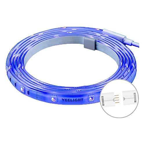 Yeelight LED Lightstrip, Kann verlängert werden, WiFi RGB Strip für...