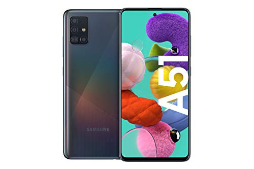 Samsung Galaxy A51 Smartphone Bundle (16,4cm (6,5 Zoll)) 128 GB...