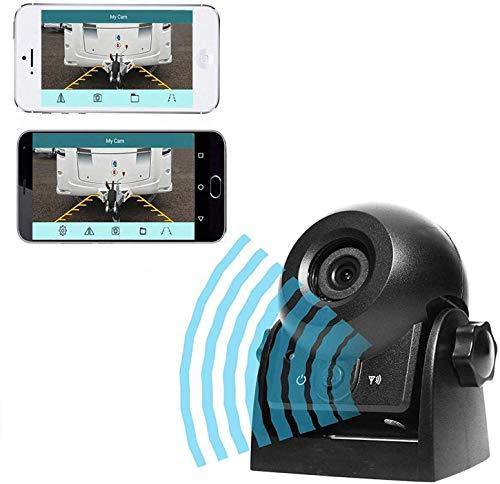 Auto Rückfahrkamera WiFi Magnetische Kamera Wasserdicht...