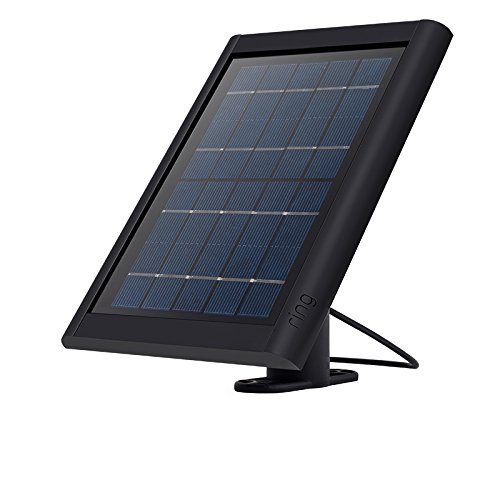 Ring Solar Panel für Spotlight Cam Battery und Stick Up Cam Battery,...