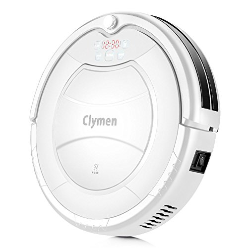 Clymen Q7 Roboter Saugroboter, automatischer Staubsauger Roboter mit...