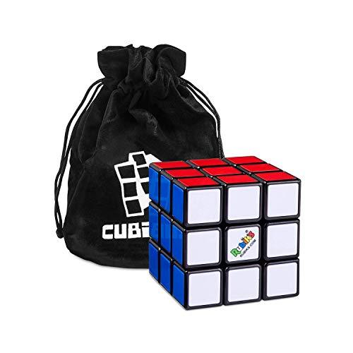 Rubik's Cube 3x3 – Der Original 3x3x3 Zauberwürfel Klassiker...