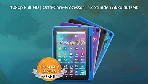 Neu: das Fire HD 10 Kids Pro-Tablet   Ab dem Grundschulalter   25,6 cm...