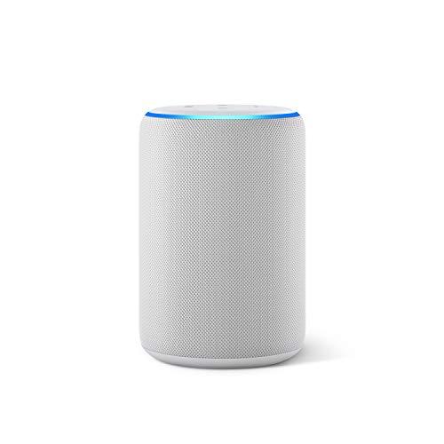 Amazon Echo (3. Generation), smarter Lautsprecher mit Alexa, Sandstein...