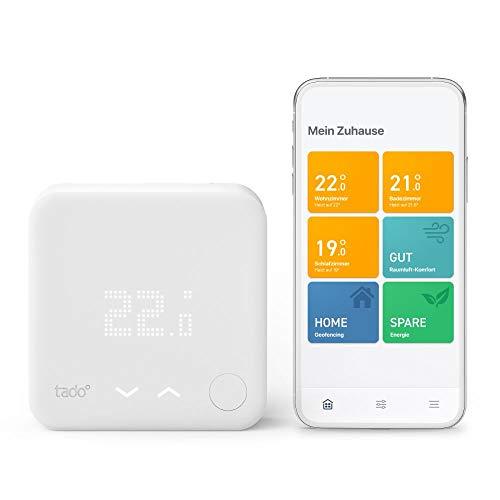 tado° V3+ kabelgebundenes, intelligentes Thermostatstarterset –...