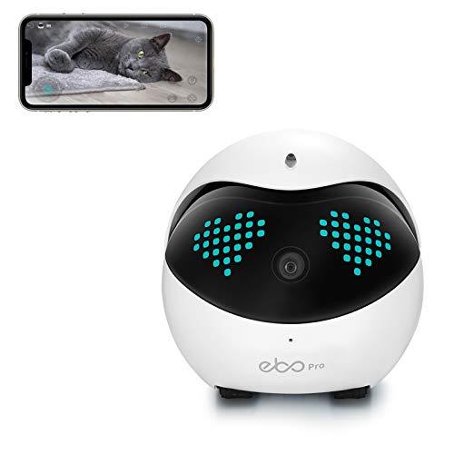 Enabot Ebo Pro Fernbeweglicher intelligenter Roboter, interaktiver...
