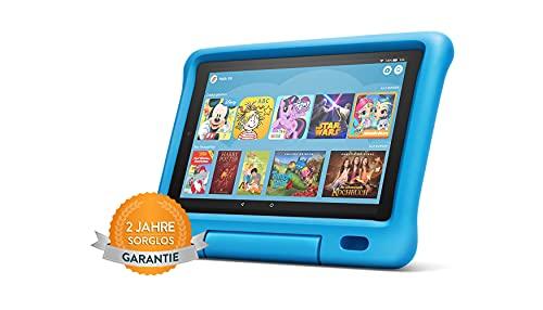 Fire HD 10 Kids-Tablet | 10,1 Zoll, 1080p Full HD-Display, 32 GB, Blau...